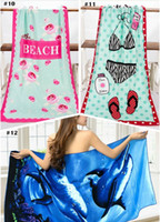 Cool Summer Outdoor Sports Microfiber Beach Bathing Skirt So...