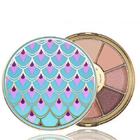 New liberado Rainforest Of The Sea Highlighters Eyeshadow Palette Rainforest do mar Eyeshadow Palette 8 cores