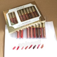 Stila Star- studded Eight Stay All Days Liquid Lipstick set 8...