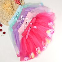 Baby Girl Dress Kids tutu skirt for Ballet dance fashion 201...
