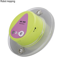 AUTO mopping with water tank UFO- 1000 mini mopping smart cle...