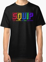 SQUIP - Be More Chill camiseta hombre Negro Divertido envío gratis Unisex Casual camiseta de regalo
