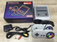 Mini Game Console Video Handheld for SNES can store 621 game...