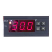 Цифровой термометр Терморегулятор мини-термостат терморегулятор термопары -50 ~ 110 градусов Цельсия с датчиком