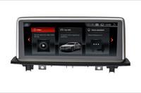 10,25 pouces voiture Android DVD GPS de voiture Stéréo Navigation multimédia Navi Player pour BMW 1 Series F20 F21 avec miroirink WiFi USB