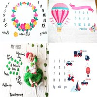 New 15 Styles ins newborn photography background props baby ...