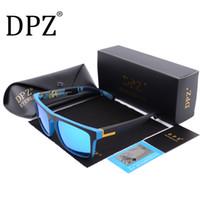 DPZ Designer Polarized Sonnenbrille Herren Aviation Dringing Shades Männliche Sonnenbrille Für Männer Retro 2019 Oculos 731