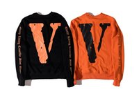 NEW HIP HOP EK by NEW ERA YORKER VLONE Men Women hoodie Swea...