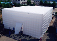20m Cube Inflatable Marquee, Inflatable Tent for Exhibition and Advetisement