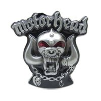 Motorhead Rock Heavy Metal Belt Buckle
