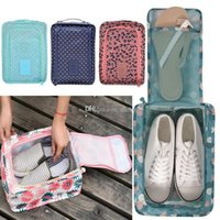 Travel Waterproof Folding Storage Bags Shoes Clothes Cosmeti...
