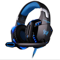 High quality G2000 Gaming Headset LED gaming Earphone Headba...