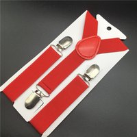 5 piece of RED suspenders for toddler Y Back Photoprop Girl ...