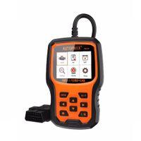 Autophix OM129 OBD2 Scanner de Código de Verificação Do Motor Leitor de Código de Verificação Do Motor Ferramenta de Verificação de Diagnóstico Da Bateria