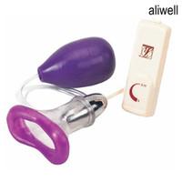 Aliwell clítoris chupando juguetes bomba vibradores pezón succión masajeador bomba coño juguete sexual Clítoris abrazaderas vibradores lechones lamiendo estimulador