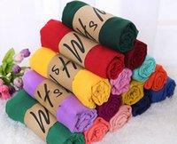 Fahion Lino Bufandas para mujeres Bufandas Gray Begonia Flower Tinta estilo Largo Algodón Cuello Cuello Bufanda Manten Mantón Envío Gratis