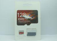2019 최다 판매 인기 128기가바이트 64기가바이트 32기가바이트 EVO의 PRO PLUS microSDXC 마이크로 SD 80메가바이트 / s의 UHS-I CLASS10 모바일 메모리 카드