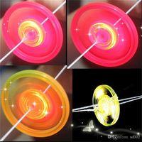 Flying Saucer Glow Toys Led Leuchtende Schwungrad Spielzeug Flashing Light Up Pfeife Für Kinder Party Geschenke Für Kid 0 43sc dd