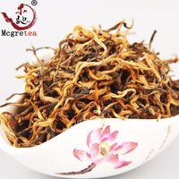 Üst Sınıf Kungfu Tea 250g Dian Hong Çay Altın Bud Orkide Parfüm Yunnan Siyah Çay Fengqing Dianhong koruyun Heallth Bakımı