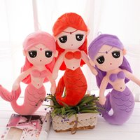 30CM Mermaid Plush Toys girl Doll Princess Doll soft Toy mix...