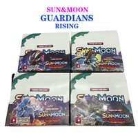 Sun&Moon Guardians Rising Card Cartoon Anime Trading Playing...