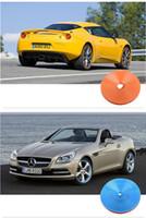 10 STÜCKE Automotive Radschutzringe Schutzstreifen Reifen Felgen Scuff Trim Kollision Farbe Streifen Schützen Sie Ihr Auto