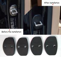 ABS serratura della porta di protezione copertura di protezione Car Kit per Porsche Panamera 2010-2018