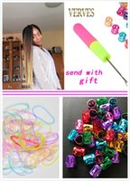 5 piece Crochet braids 24 inch VERVES box hair braid 22 Root...