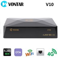 10pcs VONTAR V10 H. 265 DVB- S2 8PSK Digital Satellite Receive...