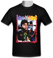 Boyz N The Hood Vintage Ice Cube Top tee black T- shirt size ...