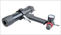 310ML المهنية الهوائية الهواء الزجاج الغراء البنادق أدوات السد بندقية الهواء