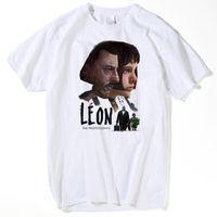 2018 The Professional Leon Matilda T Shirt Uomo Moda Cartoon divertente  Skateboard T-shirt donna 0821a79751e5