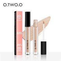 O.TWO.O Brand 4color Makeup Concealer مرطب سائل خافي عيوب مريحة Pro Eye خافي عيوب للوجه مكياج مصحح للوجه 6048
