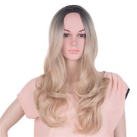 "Mtmei hair 20"" Body Wave Long Hair Wig For Black Women ..."