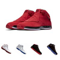 2018 18 Toro Gym Red 18s Suede Sport Royal Men basketball sh...