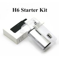 H6 Mini Starter Kit 350mAh Mod Battery Ce3 0. 5ml Cartridge P...