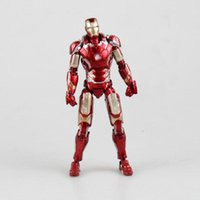 Select Iron Man MK43 Mark XLIII Armor PVC Action Figure Coll...