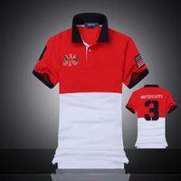 2020 Poloshirt 솔리드 폴로 셔츠 남성 폴로 셔츠 짧은 소매 남성의 기본 상단면 폴로를 들어 소년 폴로 옴므 MP004