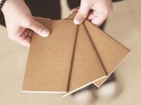 كرافت كتابات الجيب كتاب ناحية نسخة غطاء المفكرة فارغة غرزة المفكرة كرافت غطاء الدفاتر المفكرة شحن مجاني