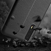 Litchi Tahıl Doku Örneği Darbeye Yumuşak TPU Silikon Kauçuk Kapak İçin Huawei P30 Lite P20 Mate 30 Pro 20 X Nova 5 5i Onur 9X Çal 3 V20
