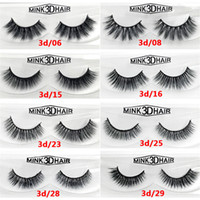 Hot 3D False Eyelashes Handmade Natural Long Soft Premium Qu...