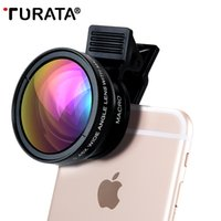 wholesale Phone Camera Lens , 2 in 1 Professional HD Camera ...