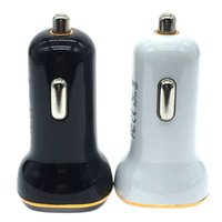 5V 2A Dual Port Mini USB Car Charger Quick Charge Car- charge...
