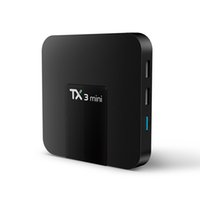 TX3 Mini android 8. 1 tv box Amlogic S905W Media Player with ...