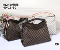 19 New Ladies' High Quality Pu Handbag Single Shoulder B...