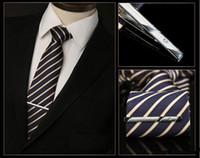 Мужские галстуки зажимистые галстуки Pins мужские модные аксессуары Стиль стиль цвет галстук свадьба свадьба DHL бесплатная доставка