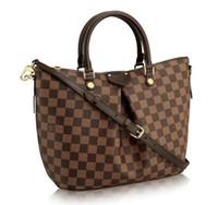e01d8647679e SIENA GM N41547 2018 NEW WOMEN FASHION SHOWS SHOULDER BAGS TOTES HANDBAGS  TOP HANDLES CROSS BODY MESSENGER BAGS