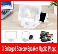 Universal Mobile Phone 3D Magnifier Portable HD Amplifier En...