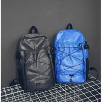 New Designer Backpack With Letter Printed Doxford Double Sho...