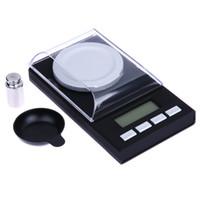 20 г / 0.001 г миллиграмм масштаб ЖК-цифровой масштаб 0.001 г высокая точность баланс лаборатории медицинские ювелирные весы